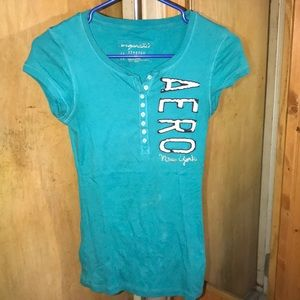 Aeropostale Stretch Woman's M Shirt
